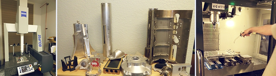Compatible Manufacturing aerospace precision CNC machining